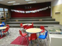 図書館の子どもスペース
