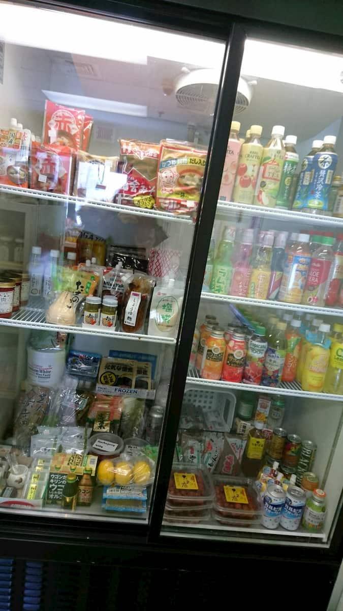 True World Foodsの冷蔵物