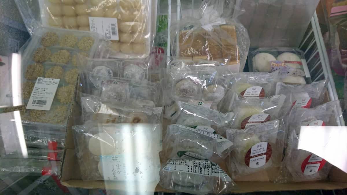 True World Foodsの冷凍庫