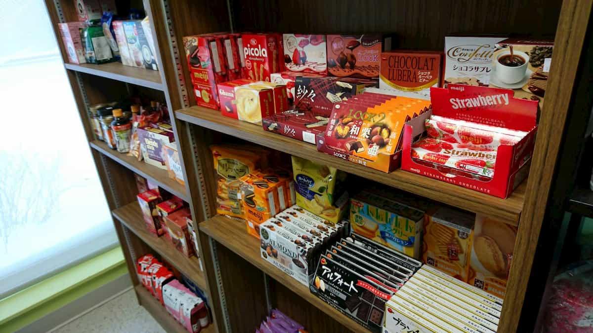 True World Foodsの日本のお菓子