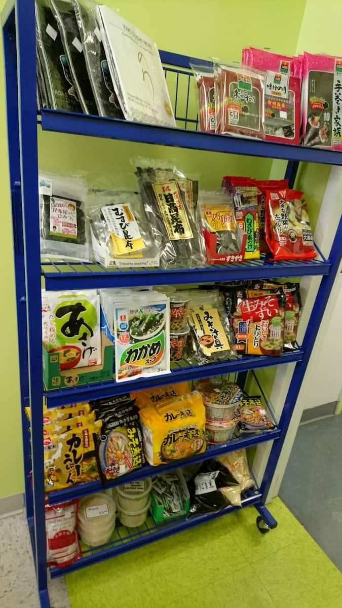 True World Foodsの日本のりや海藻物