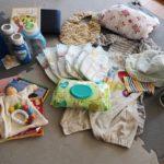 赤ちゃん&子連れで海外旅行 機内に持ち込むと便利な物