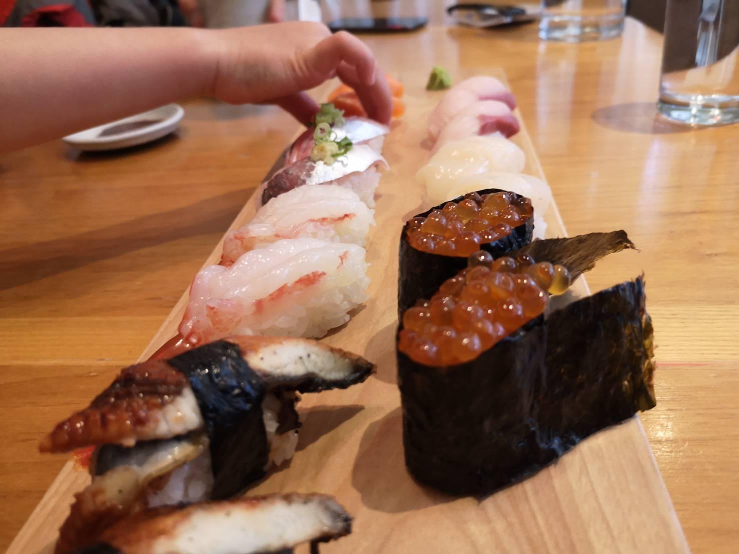 jun Iの寿司
