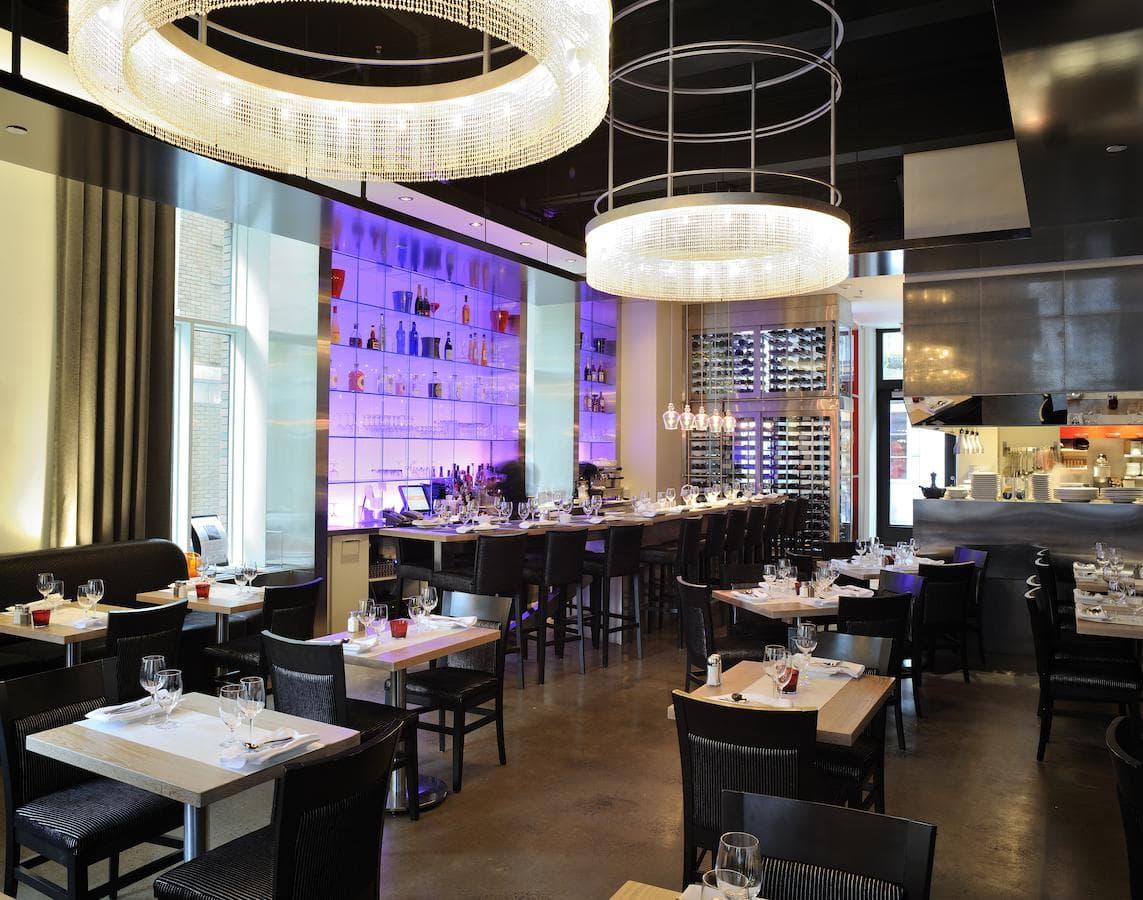 Hôtel 71のレストラン