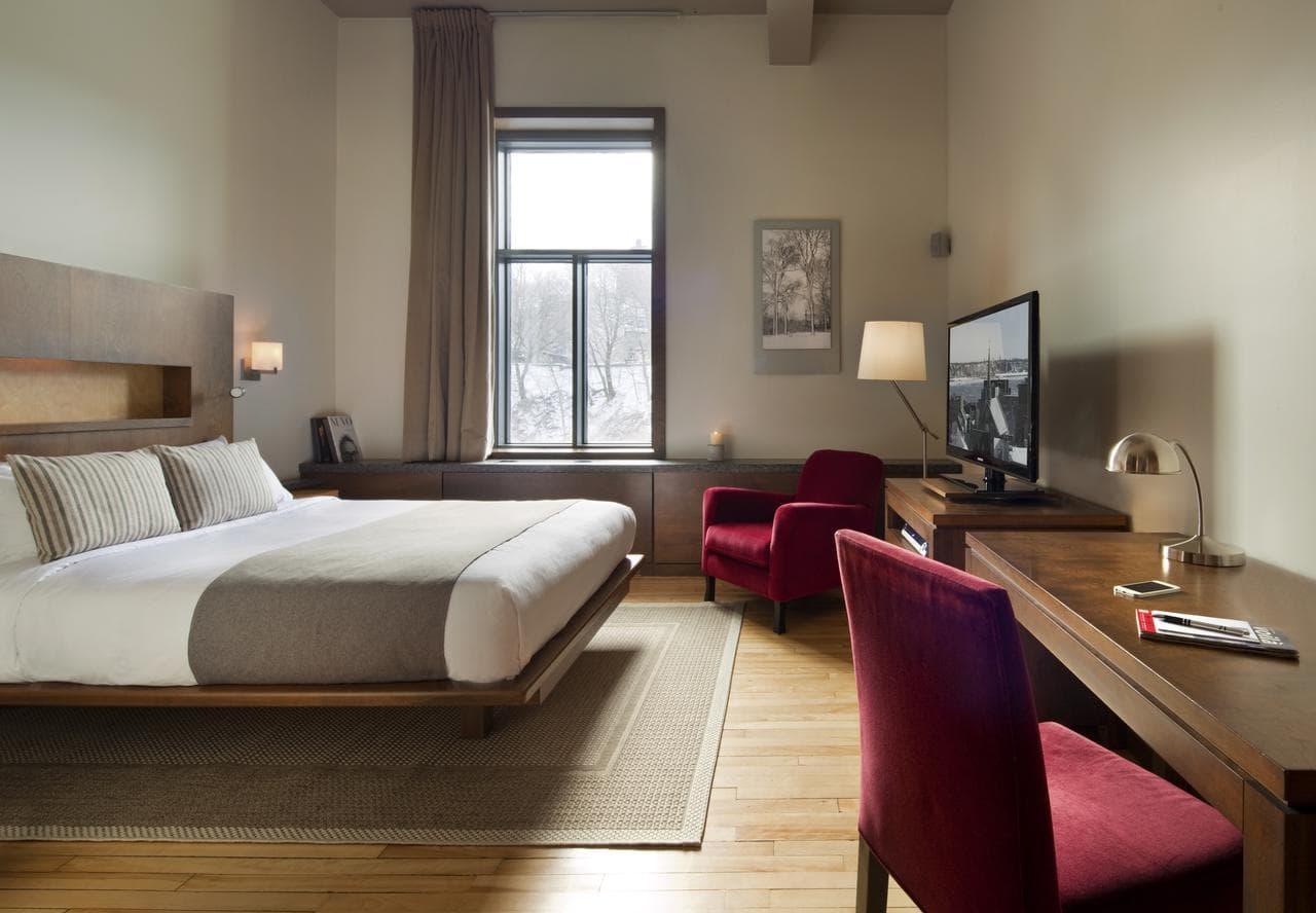 Hôtel 71の客室