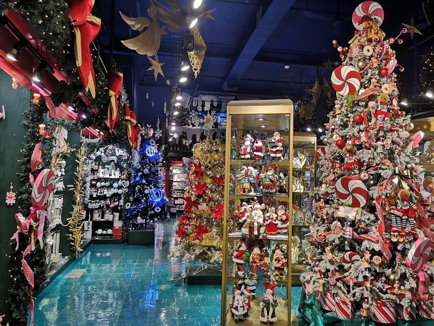 クリスマスブティック ケベックシティ