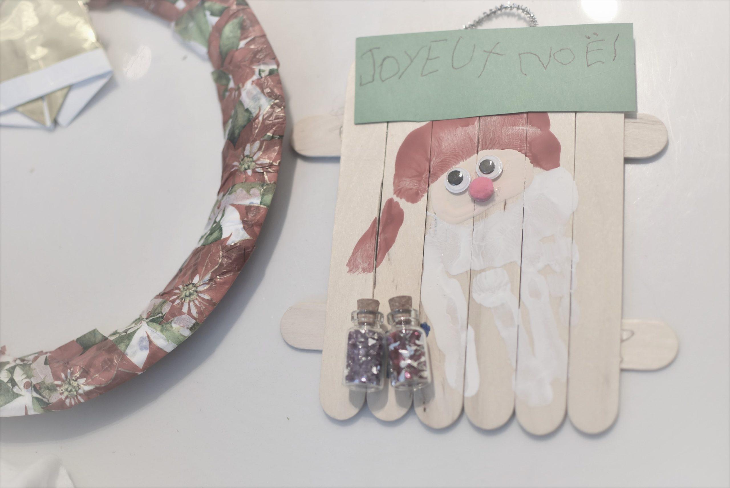<保育士が考える>子どもとクリスマス工作 廃材でお金かけずに簡単に